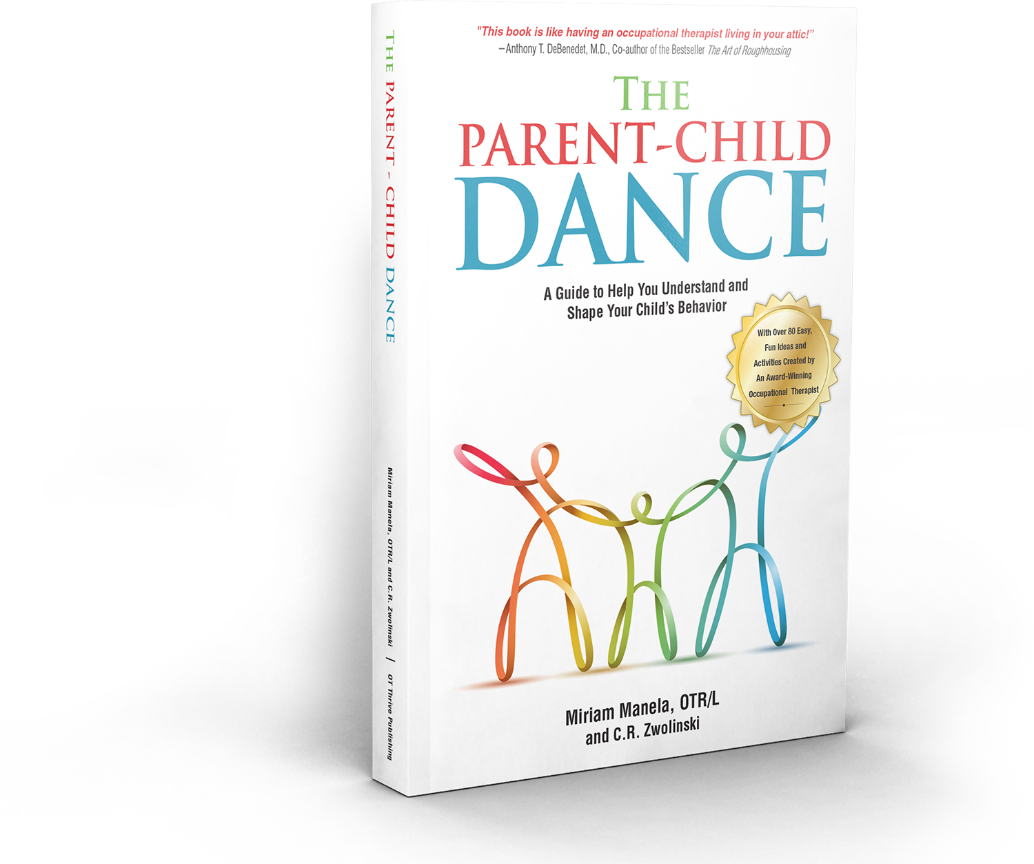 The Parent-Child Dance Book