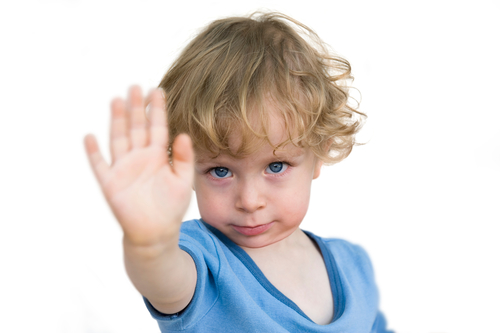 Children & Saying No